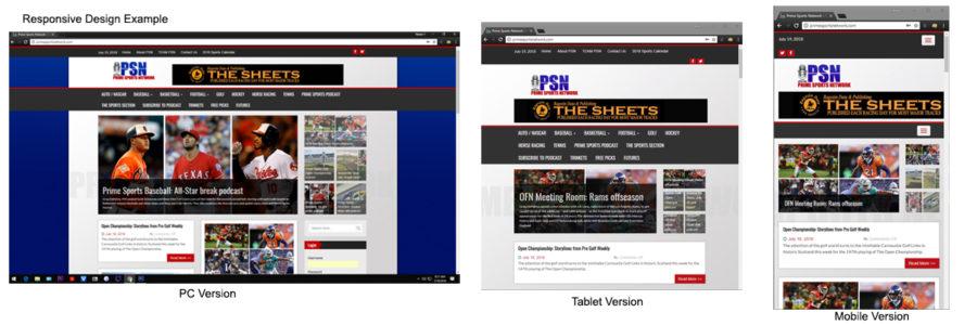 Building an Internet Radio Website